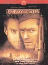 Enemy at the Gates (DVD, 2001, Widescreen) Jude Law Rachel Weisz NEW SEALED