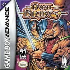 Dual Blades GBA game boy advance (Game Only)