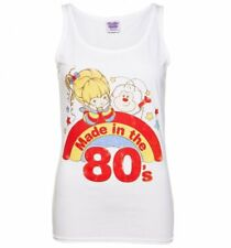 Official Women's Rainbow Brite Made in the 80's Vest
