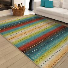 Transitional Contemporary Indoor Outdoor Area Rug **FREE SHIPPING**