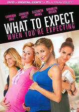 What to Expect When You're Expecting (DVD +Ultraviolet, 2012)