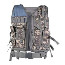 Fishing Hunting Tactical Vest Military Tactical Airsoft Molle Plate Carrier SQ