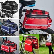 4 in 1 BICYCLE BIKE TAILSTOCK STRIP CAMEL CYCLING EQUIPMENT REAR PANNIER BAG OL