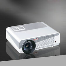HTP HD Home Theater Projector 3000Lumens 720P 1280x720 LCD Android 4.2 WIFI LED