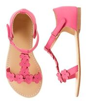 NWT Gymboree Family Brunch Pink Sandals Shoes Toddler and Kids Girl Easter