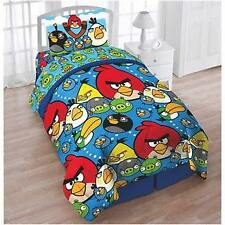 Angry Birds Twin/Full Comforter  New