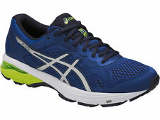 Mens Asics GT1000 Running Shoes Limoges/Silver/Peacoat US Sizes (2E Fit)