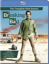 Breaking Bad: The Complete First Season (SEALED Blu-ray Disc, 2010, 2-Disc Set)