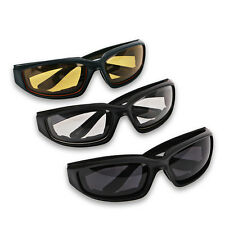Universal Ski Motorcycle Goggles With Glasses Lens Retro Motorcycle Goggles