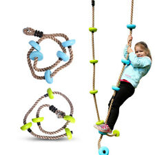 Outdoor Swing Set Playground Play Equipment Accessories climbing Rope Swing Toys