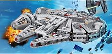 Lego Star Wars Minifigures loose removed from brand new Lego building sets