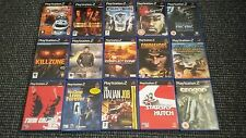 Playstation 2/PS2 Games Make Your Own Bundle/Joblot Tested And Complete (16)