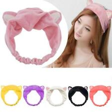 Cat Ears Hairband Head Band Gift Headdress Hair Accessories Makeup Tools GNT