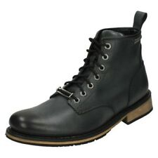Harley Davidson Lace-Up Ankle Boots 'Joshua'
