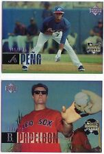 2006 Upper Deck Series Baseball Rookie Foil Silver Parallel Cards #'d to 399