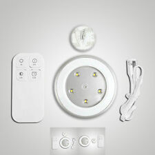 New Cordless Wireless Ceiling/Wall/Closet/Hall LED Light Remote Control Lamp