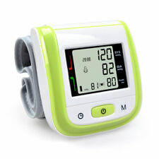 Automatic Wrist Blood Pressure Monitor Digital LCD