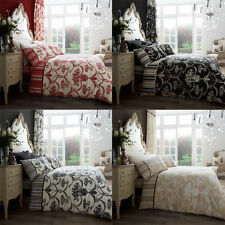 Luxury RICHMOND Duvet Quilt Cover Bedding Set with Pillowcases – All sizes