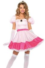 Pink Princess Costume 83094 Leg Avenue Pink