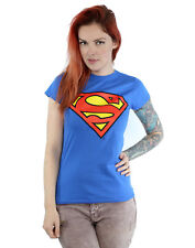 DC Comics Women's Superman Logo T-Shirt