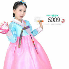 Traditional Clothes 6009 Women dress party wedding Dolbok Girl HANBOK Korean Kid