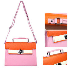 Womens Bags Handbags Satchel Messenger Cross Body Sholuder Tote Purses B100