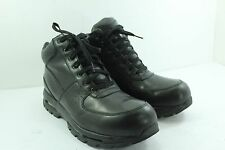 NIKE GOADOME AIR MAX 360 BOOTS SIZE 14 M BLACK IN GREAT CONDITION