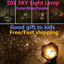 Romantic Star light LED Starry Night Sky Projector Lamp Cosmos Master Kid Gift~@