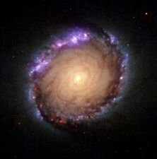 Galaxy NGC 1512 (Classic Image from Outer Space)
