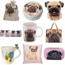Lip Balm Tin Cute Pug Design Funky Lip Balm Gift Bag Bottle