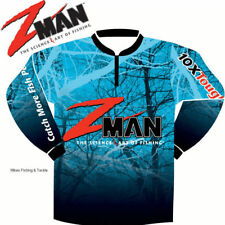 Zman Tournament Fishing Shirt ( Z-man ) BRAND NEW WITH TAGS Z Man
