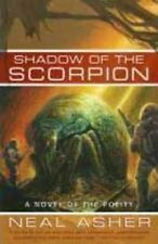 Shadow of the Scorpion by Neal Asher Paperback Book