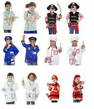 Melissa & Doug Pretend Role Play Set Dress-Up Costume Ages 3-6 Years Old