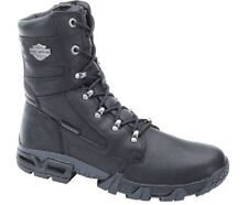 Harley-Davidson Motorcycle Riding Boots Waterproof Leather Shoes Randall D96067