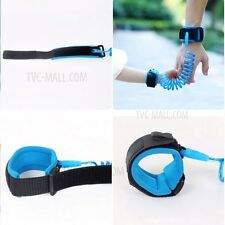 2.5M Anti Lost Wrist Link Kids Harness Leash Strap Rope Safety Velcro Wristband