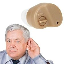 Hearing Aid Mini Best Sound Ear Plug Sound Amplifier In-ear Amplifier Invisible