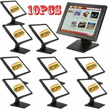 """Brand New OUTAD 17"""" Touchscreen LCD VGA POS Touch Screen 17Inch Monitor LOT OY"""