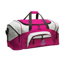 Skate Personalized - Colorblock Sport Large Duffle Bag Great For The Gym Or Tra