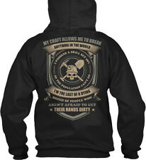 Few Hours Left To Buy Dont Miss Out - Coal Miner My Gildan Hoodie Sweatshirt