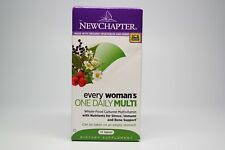 New Chapter Every Woman's One Daily Multi Vitamin - 72 tablets