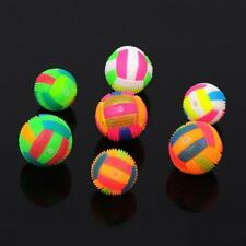Baby Kids LED Light Volleyball Flashing Bouncing Ball Color Changing Toy Gifts