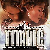 Titanic: The Ultimate Collection by James Horner (CD, Nov-1997, Sony Music...