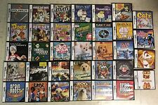 HUGE Lot of 34 Nintendo DS Cases & Instruction Booklets Only! $4.85 - $6.85