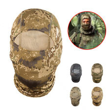 Camouflage Balaclava Army Outdoor Tactical Military Full Face Mask Cap Hats