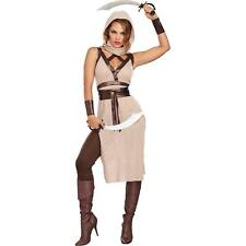 Desert Warrior Women's Adult Halloween Costume