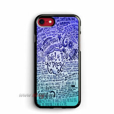 Design Panic At The Disco iphone cases Lyric samsung galaxy case ipod cover