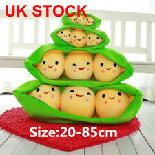 Toy Story 3 Peas in a Pod Soft Plush Toy Beans Cuddle Pillow Cute Doll Kids Gift