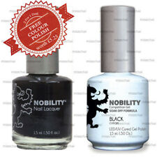 Nobility LED/UV Cured Gel Polish 15ml+Nail Polish 15ml*2for1 deal*N-Z Collection