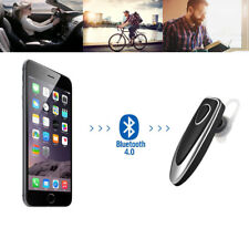 Bluetooth 4.0 Wireless Headset Earbud Headphone Earphone With Mic For iPhone