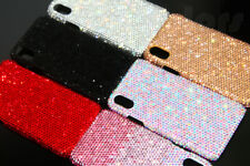 Super Bling Crystal Diamond Case Cover For iPhone X 10 WITH SWAROVSKI ELEMENTS